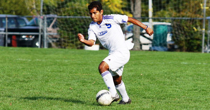 Erik Albarran is the MSC Offensive Player of the Week after scoring four goals last week.