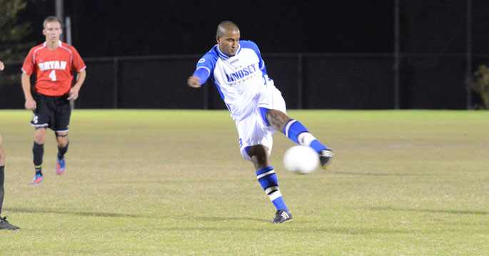 Lindsey Wilson is the Mid-South men's soccer favorite for 2013