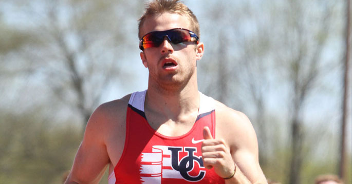 Cumberlands� Brendan Kelly is the Mid-South Conference Track Athletes of the Week