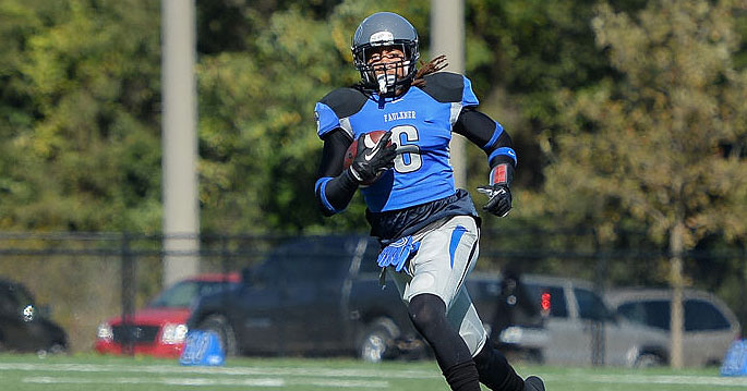 Faulkner's Marte Sears is one of four MSC football players to earn All-American honors