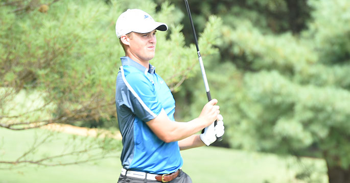 Nathan Hincks recorded a 2-under par 70 on day three, the best score for a Blue Raider at the tournament