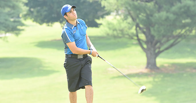 Federico Navarro carded a 2-over par 74 on the final day of the championship