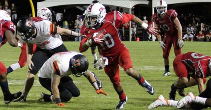 Cumberlands� Wendall Williams is the MSC Special Teams Player of the Week.